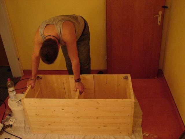aufbau einrichtung eines aquaterrariums. Black Bedroom Furniture Sets. Home Design Ideas